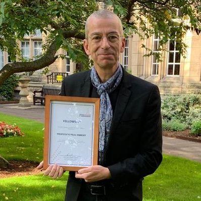 Professor Paul Hibbert